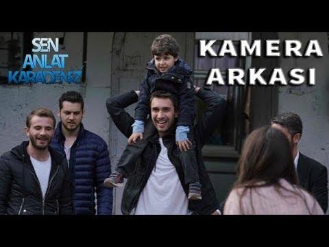 SEN ANLAT KARADENİZ - 15. Bölüm Kamera Arkası