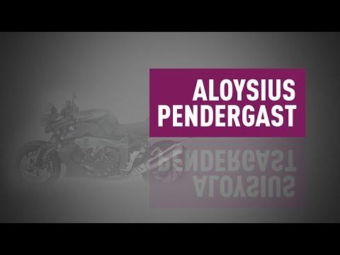 Aloysius Pendergast | Tráiler del canal