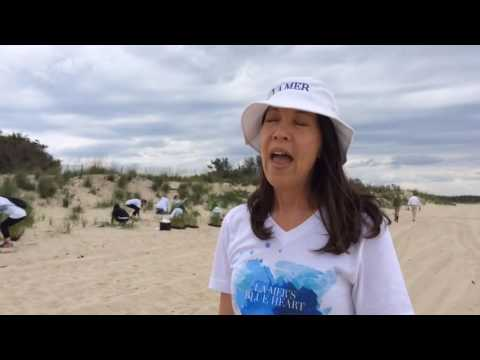 World Oceans Day on Sandy Hook 2016