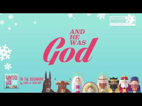In the Beginning (John 1:1-5) - Official Lyric Video