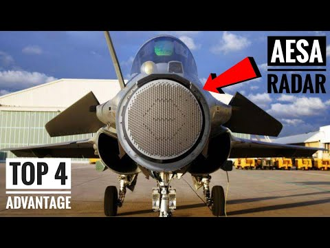 AESA Radar : A Game-Changer In RADAR Technology | Top 4 Advantages Of AESA Radars - Explained