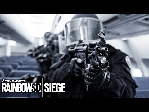 Rainbow Six: Siege SP #5 - New Operator!