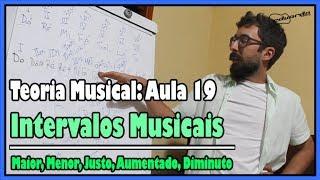 Baixar Curso de Teoria Musical - Aula 19: Intervalos Musicais l Aula #141