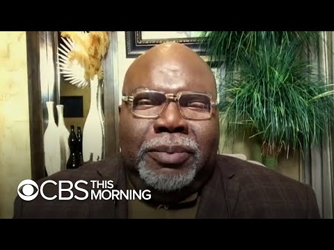 """Bishop T.D. Jakes on his new book """"When Women Pray,"""" being encouraged during hard times"""