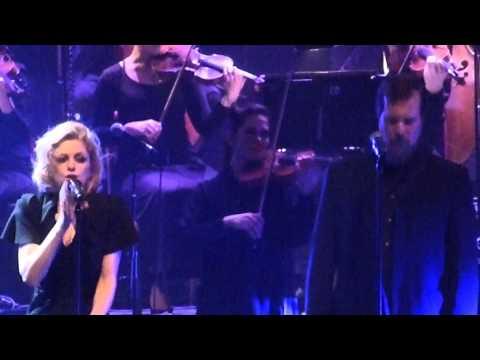 Alison Goldfrapp & John Grant ARE The New Nancy & Lee! 18/11/14