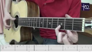 Akustik Gitar - Fingerstyle (Bunda - Melly Goeslow)