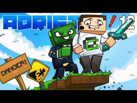 Minecraft: ADRIFT - DANGER AHEAD! (Ep.12)