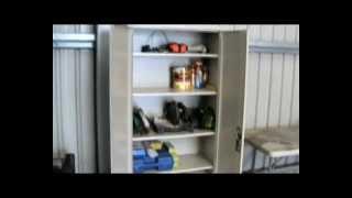 Gmbolt Metal Storage Cabinet For Sale!