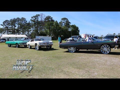 WhipAddict: Lil Boosie & Yo Gotti Concert/Car Show! Donks, Big Rims, Custom Cars, Waycross, GA