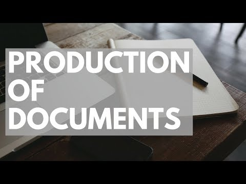 How to Respond to Requests for Production of Documents | Inland Empire Lawyer