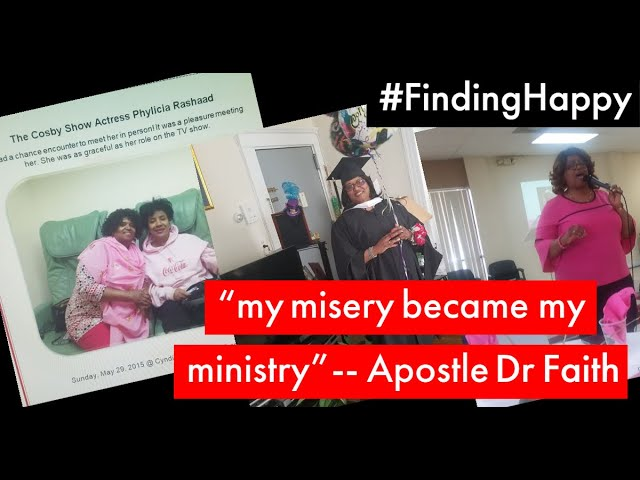 From Misery to Ministry with Apostle Dr Faith Walters #umeradio #wamoe14yearsanniversary