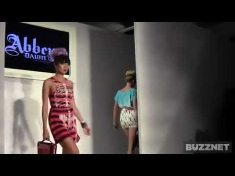 Abbey Dawn Runway Show 2012 By Avril Lavigne Youtube