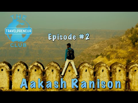 [The Travelpreneur Club] Ep #2: Aakash Ranison (Hitchhiker, Cycler, Blogger, & NGO Founder)