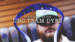 UNC Team Heads | Dyaries Entry 002