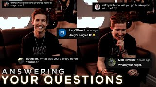 My First Q&A | Answering YOUR Questions