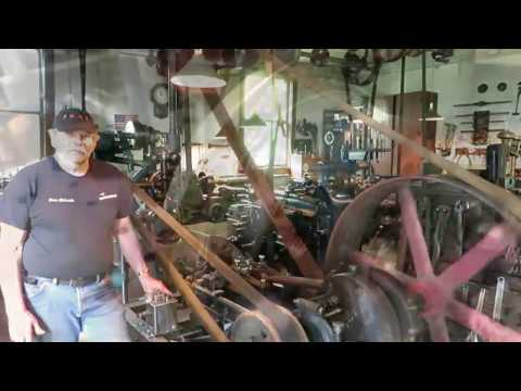 old steam powered machine shop 40 oversize piston 2 youtube. Black Bedroom Furniture Sets. Home Design Ideas