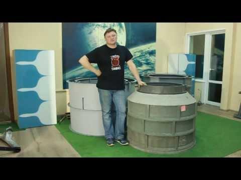 Сборный полимерпесчаный колодец - ответы на возникающие вопросы