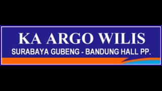 Indonesia Train Travel Yogyakarta-Surabaya KA. 6 Argo Wilis (Februari, 21 2015)