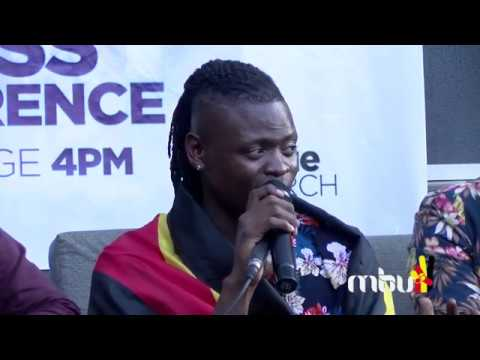 Pallaso narrates his ordeal in South Africa when he was attacked by xenophobes.