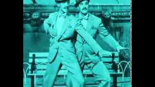 Xavier Cugat and His Orchestra  -  Johnson Rag