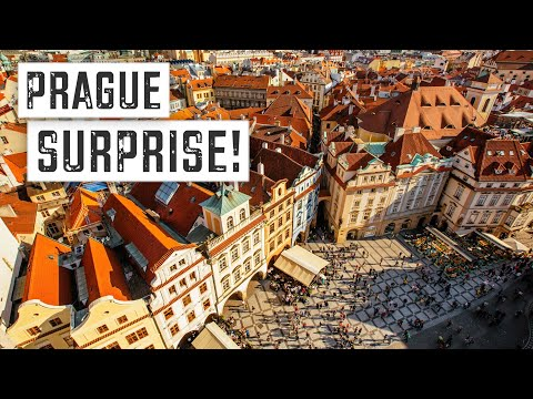 EXPLORING PRAGUE: Surprise Weekend in the Czech Republic | 4K Travel Video