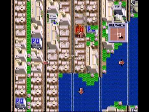 simcity snes megalopolis 500 000 people melvonia youtube rh youtube com SimCity 2000 SimCity SNES Codes