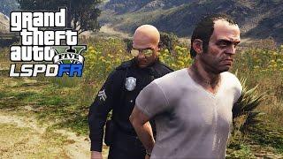 GTA 5 - LSPDFR #30 - ho arrestato TREVOR!
