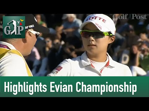 The Evian Championship Highlights