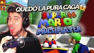 COMPARE AQUÍ QUEÓ LA ZOO! SUPER MARIO 64 MULTIPLAYER ONLINE