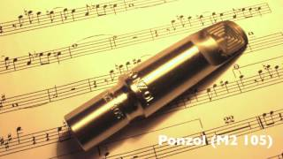 Ponzol M2 #105 Tenor Saxophone Mouthpiece  test