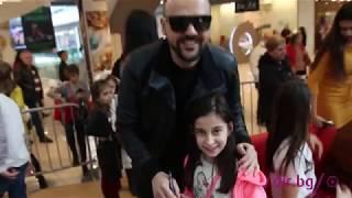 """Звездите от """"Гласът на България"""" в Sofia Ring Mall"""