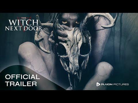 The Witch Next Door (Deutscher Kinotrailer) - John-Paul Howard, Piper Curda, Jamison Jones