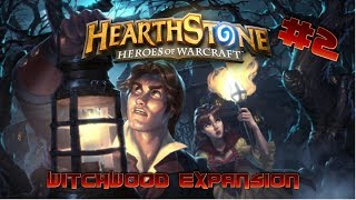 Hearthstone WitchWood Expansion Card Review #2 Baku and Genn Support