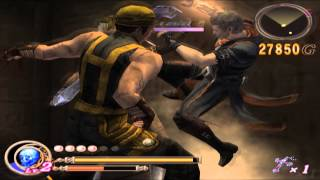 God Hand STAGE 7-4 The Mirage Town Gameplay (PS2/EMULATOR) [HD]