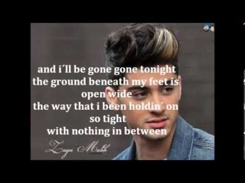 Story of my life one direction lyrics HD - YouTube