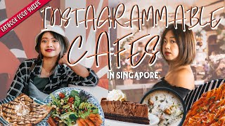 Instagrammable Cafes in Singapore   Eatbook Food Guide   EP 30