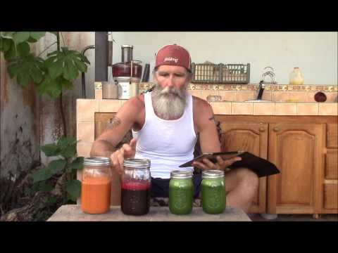 Juicing Basics –  Let's Start with Carrot, Beet and Cucumber
