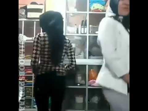 jilbab goyang hot