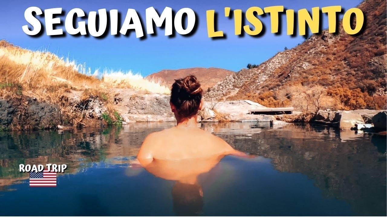 Download UN BAGNO NUDI FA SALTARE TUTTI I PIANI 🌎 VLOG Road Trip USA   Utah - Colorado