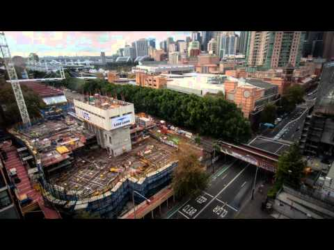 Dr Chau Chak Wing Building: The journey so far