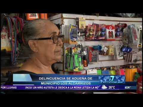 Delincuencia se adueña de municipio Los Alcarrizos