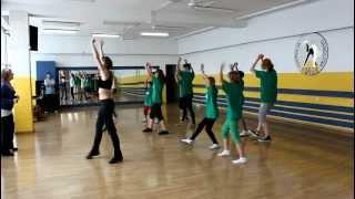 Warsztaty tańca boogie-woogie w Puławach