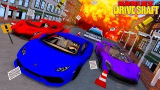 ROBLOX DRIVE SHAFT - ILLEGAL STREET RACING WITH ROPO!!!!