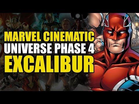 Avengers 4 & Phase 4: Excalibur