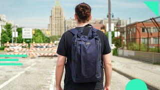 Trakke Vorlich Backpack Review | 32L Rolltop Travel Bag For Urban & Outdoor Adventures