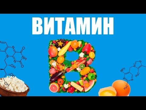 Витамины группы В(1 часть).