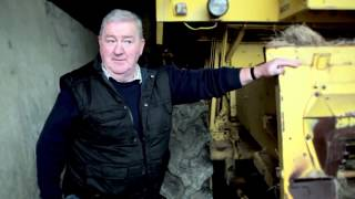 Sean Grant Talks About His Farming Accident - Newtowncunningham, Donegal: Ireland