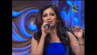 Download Hindi Video Songs - Melody Queen's latest Shreya Ghoshal Live Concert