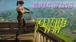 FORTNITE EPIC WINS