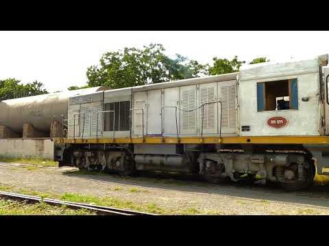 Ethio-Djibouti Railway in Dire Dawa Ethiopia
